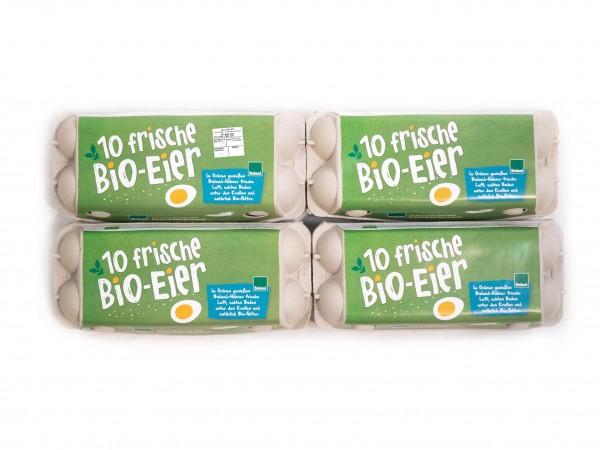 10er Eier-Kleinverpackung Bioland