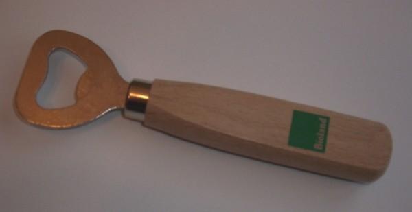 Flaschenöffner mit Holzgriff