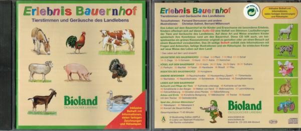 Tierstimmen CD