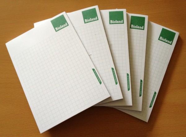 Schreibblock DIN A6