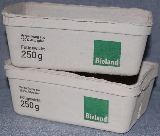Beerenobstschalen 250 g
