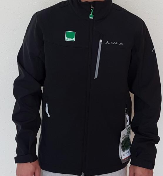 Softshell-Jacke+ Bioland-Zipper Gr.XXL Herren