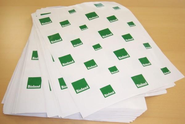 Duplex-Einschlagpapier 25x37cm 1/8 Bögen