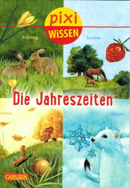 """Kinderbuch pixi wissen """"Die Jahrszeiten"""""""