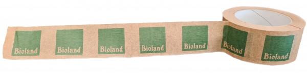 """Klebeband """"Bioland"""" Papier"""