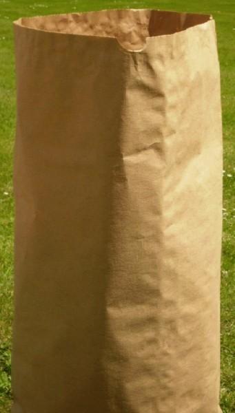 Papier-Kreuzbodensäcke 25 kg 20 Stück