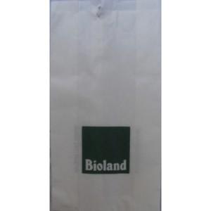 Lebensmittelbeutel 20x7x32 cm, weiß