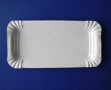 Pappteller 16 x 23 cm 250 Stück