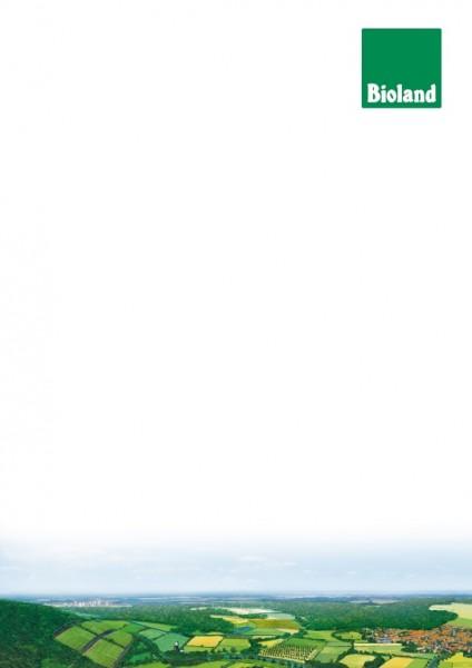 Plakat Landschaft DIN A2